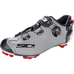 Sidi MTB Drako 2 SRS Shoes Herre matt grey/black